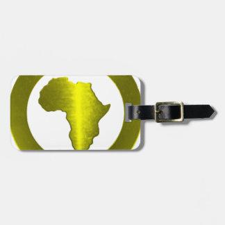 True Nubia Gear & Merchandise Bag Tag