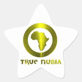 True Nubia Gear & Merchandise Star Sticker