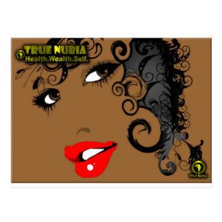 True Nubia Network Postcard