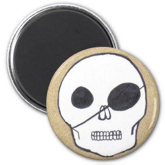 True pirates 2 inch round magnet