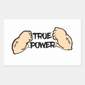 True Power Sticker