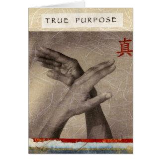 True Purpose Card