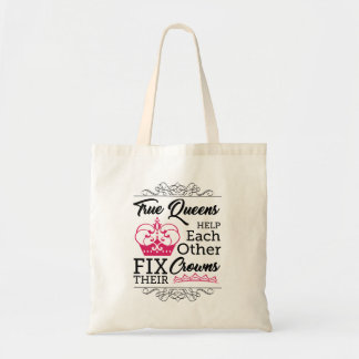 True Queens ... Fix Crowns Economy Tote