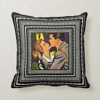 True Romance Throw Pillow
