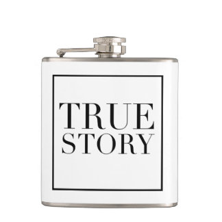 True Story Flask