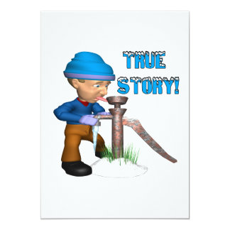 True Story Cards