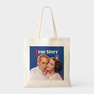 True Story Norma Shearer & Leslie Howard Tote