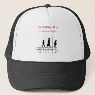 True Story Of Life Trucker Hat