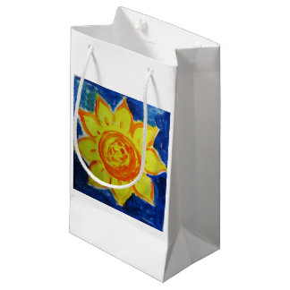 true to nature small gift bag