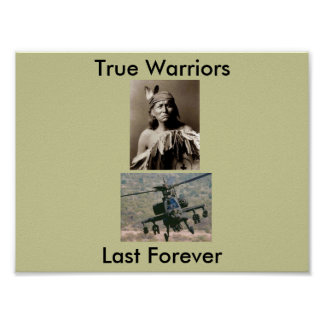 True Warriors Last Forever Poster