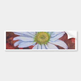 True Wild Daisy from Yorktown Bumper Sticker