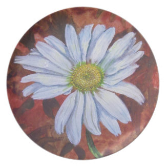 True Wild Daisy from Yorktown Plate