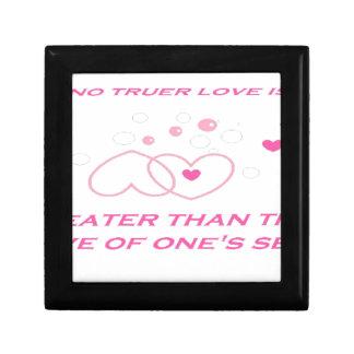 truer love statement gift box