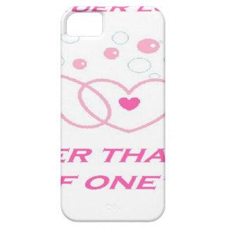 truer love statement iPhone 5 case