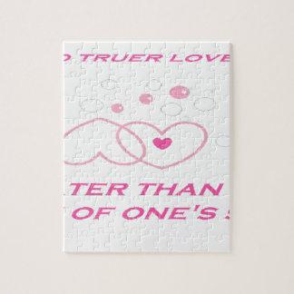 truer love statement jigsaw puzzle