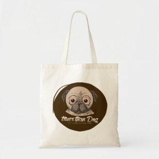 Truer Than Dog Official Budget Tote Bag