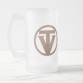 TrueVanguard Frosted Beer Mug