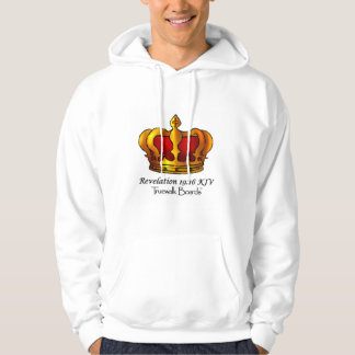 TRUEWALK CROWN MEN'S BASIC HOODIE