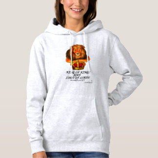 TRUEWALK KING Women's Basic Hooded Sweatshirt
