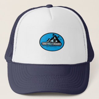 TRUEWALK LOGO Trucker Hat