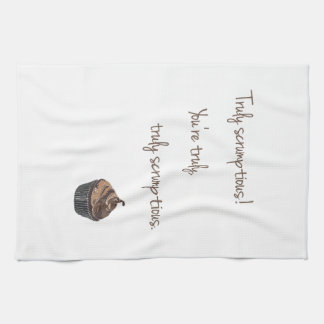 Truly Scrumptious DishTowel Kitchen Towel