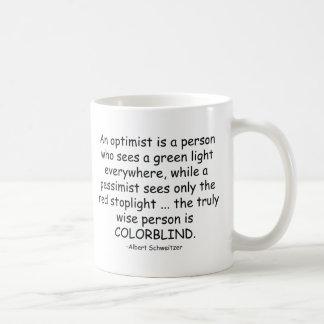 Truly wise coffee mug