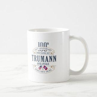 Trumann, Arkansas 100th Anniversary Mug