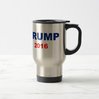 Trump 2016 travel mug