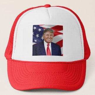 Trump 2016 trucker hat