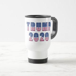 Trump 2020 travel mug
