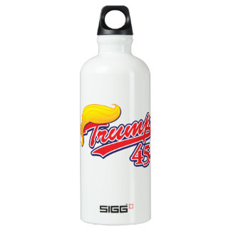 Trump 45 water bottle
