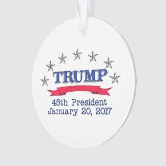 Trump 45th President