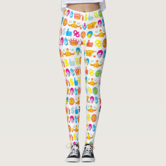 Trump All Over -- Leggings 2