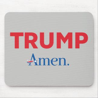 Trump Amen Mouse Pad