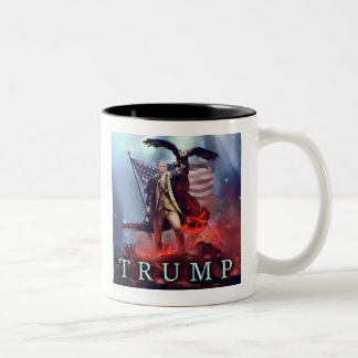 Trump and Eagle -- Mug 1