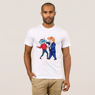 Trump beating CNN T-Shirt