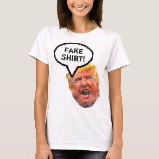 Trump Bubble Fake Shirt! T-Shirt