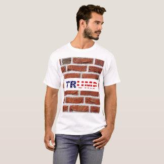 Trump Build the Wall T-Shirt