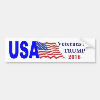 Trump Bumper Sticker; By AntsAfire Bumper Sticker