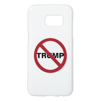 trump circle slash cell phone case