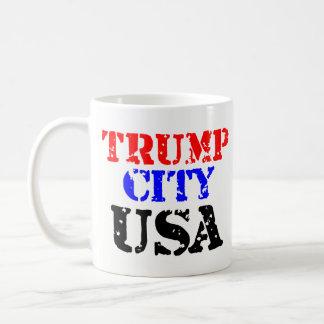Trump City USA Mug