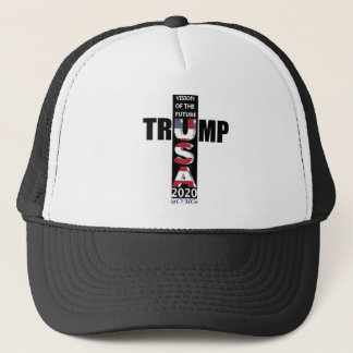 TRUMP CROSS HAT