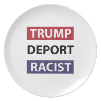 trump design plate