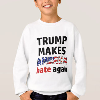 Trump design sweatshirt
