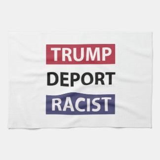 trump design towel