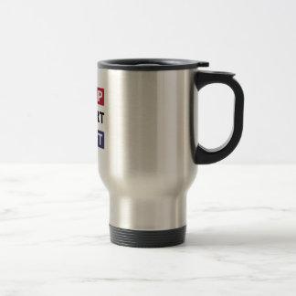 trump design travel mug