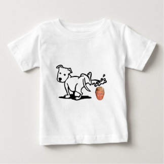 Trump Dog Baby T-Shirt