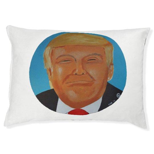Trump Dog Bed