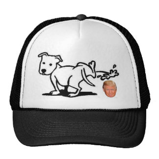 Trump Dog Trucker Hat