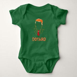 Trump Dotard Baby Bodysuit